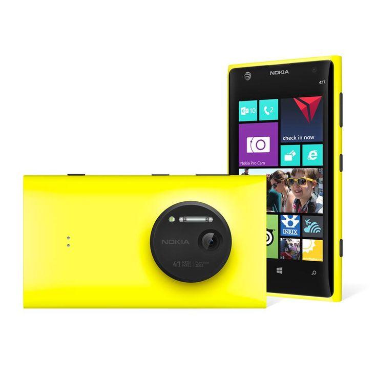 Nokia Lumia 1020 Announced – Full Phone Specification