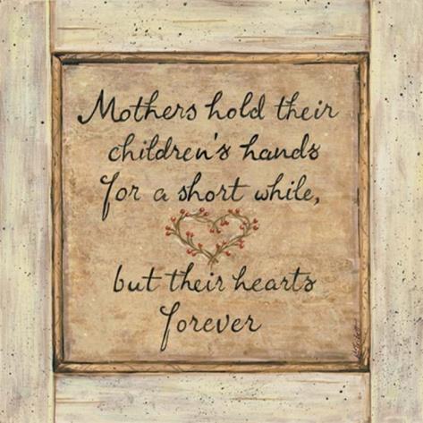 Mother's Hold by Karen Tribett