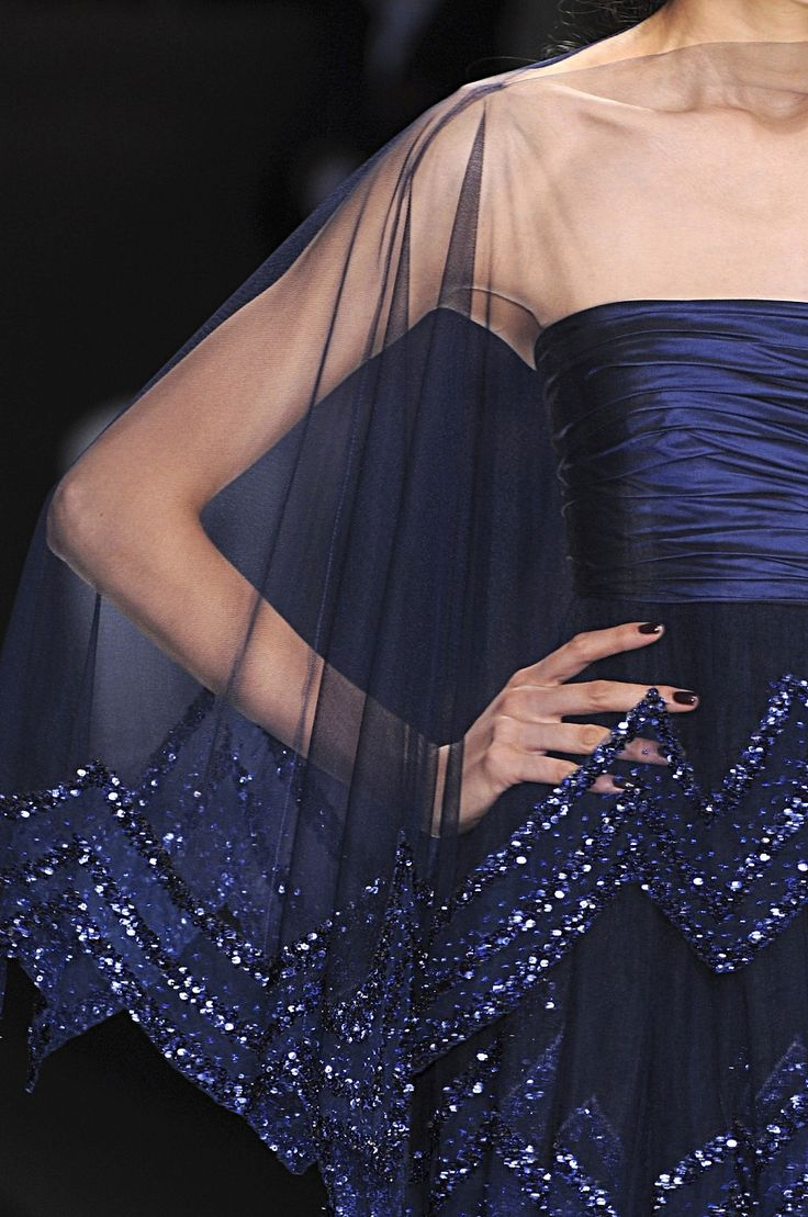 "detailingthedetails: "" Elie Saab haute couture fall/winter 2008-2009 """