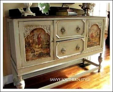 14 best images about French decoupage ideas on Pinterest  Night