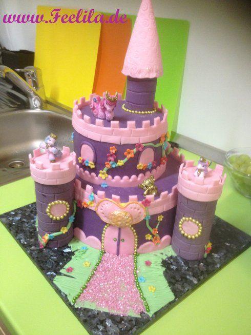 Schnuller Cake, Filly Schloß,                                                                                                                                                                                 Mehr