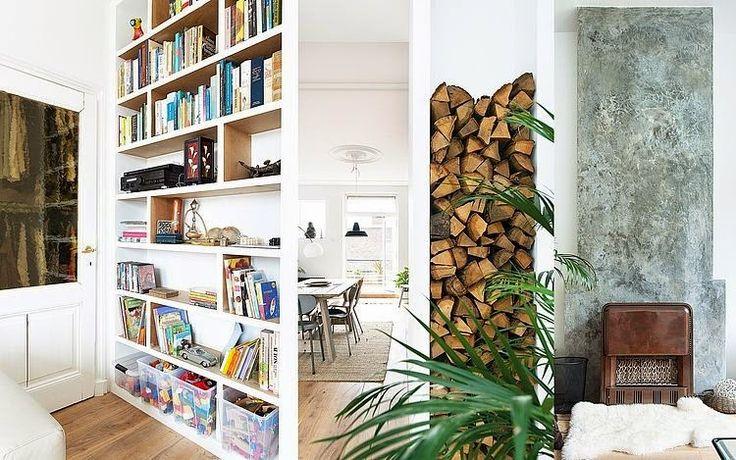 Apartamento en La Haya / Global Architects http://goo.gl/kmyVLc  #Interiorismo #diseno