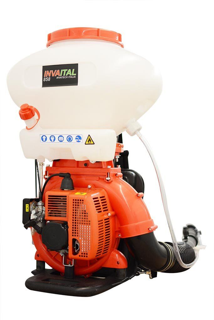 new invatech italia mister duster 858s mosquito sprayer mosquito fogger backpack sprayer cold fogger