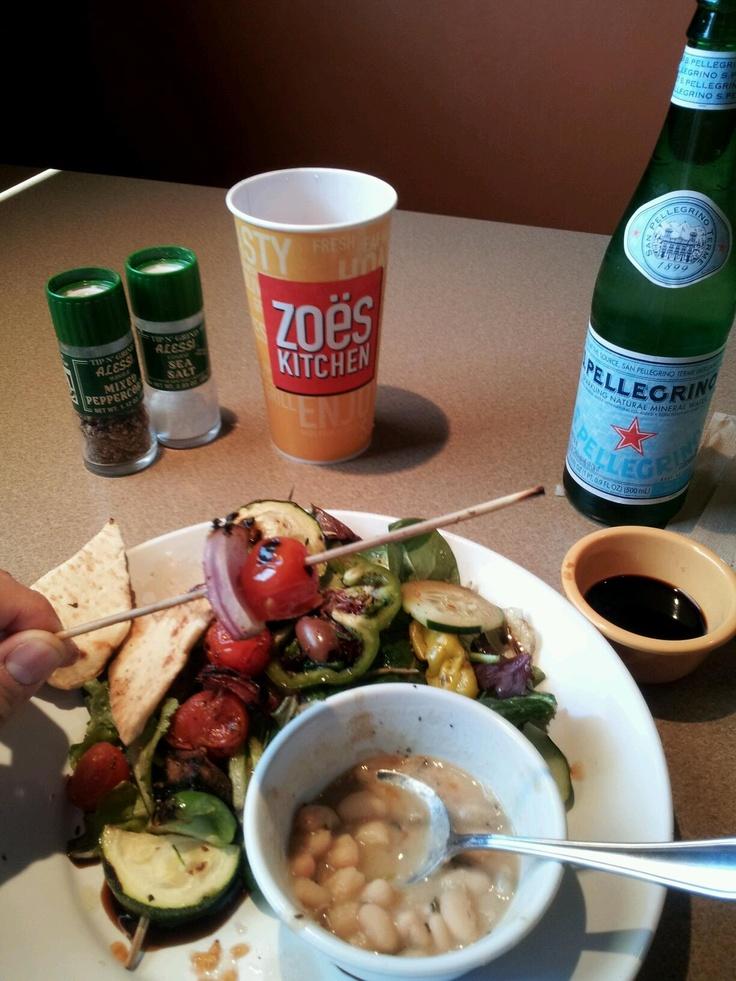 Zoes Kitchen The Woodlands Menu