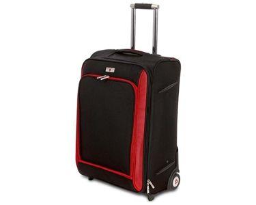Swiss Legend 24-Inch EXP Wheeled Upright Luggage