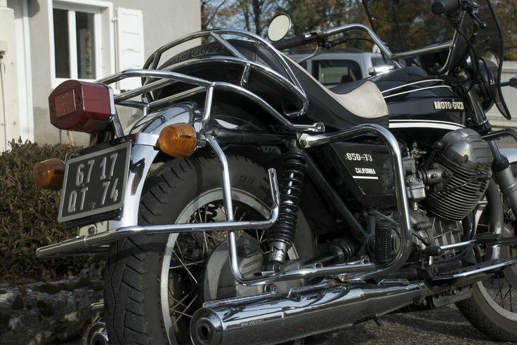 les annonces moto occasion de motomag - Routière - MOTO GUZZI - 850 T3 California