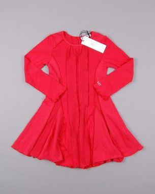 Vestido cuerpo ajustado marca DKNY (talla 4 años)  http://www.quiquilo.es/catalogo-ropa-segunda-mano/vestido-cuerpo-ajustado-de-color-rojo-marca-dkny.html