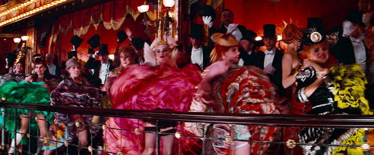 Moulin Rouge-La Petite Princesse-Dancers-Can can dance-Colorful costumes-Lady Marmalade-Smells Like Teen Spirit.jpg