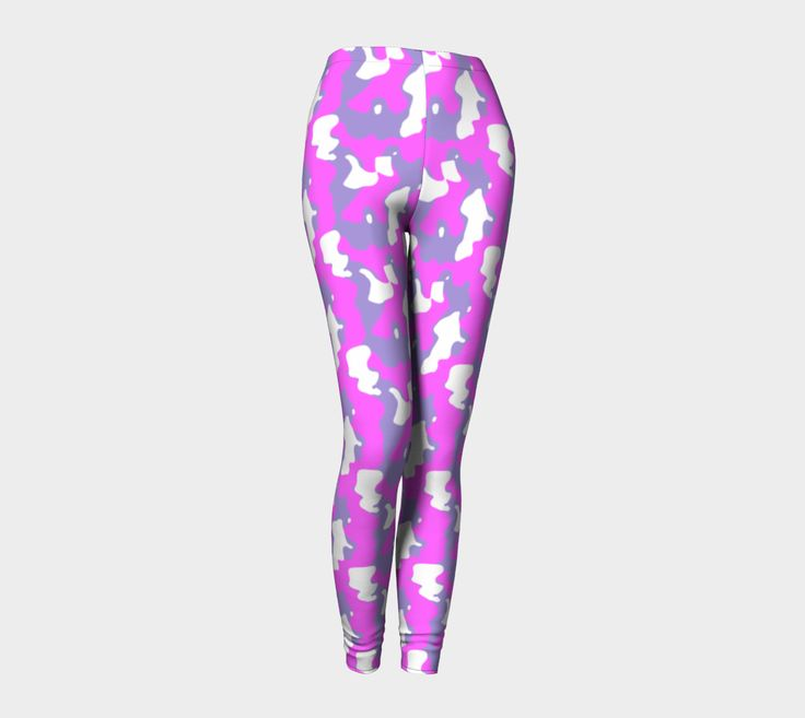 Introducing the Diva Girl Camouflage collection from The Leggings Gal of www.theleggingsgal.com Here is the Diva Girl Camo in Pink