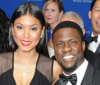 Kevin Hart & girlfriend Aiko – Kevin is cute but Aiko is Hot!
