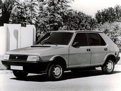 c.1982 SEAT RONDA