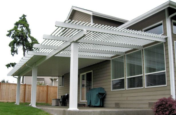 Different Types Different Types Of And Pergola Cover On