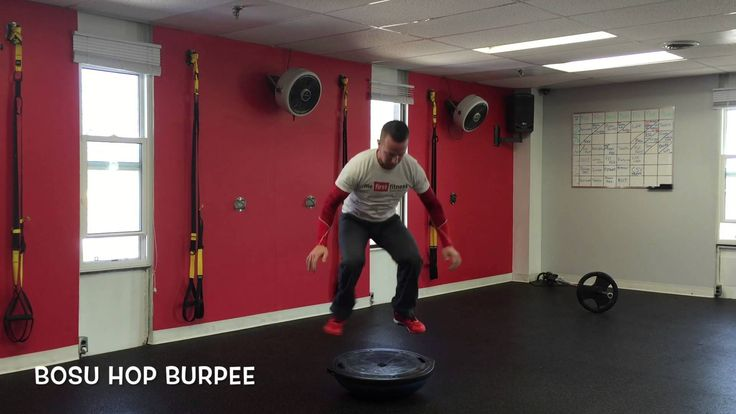 A Case of Burpees