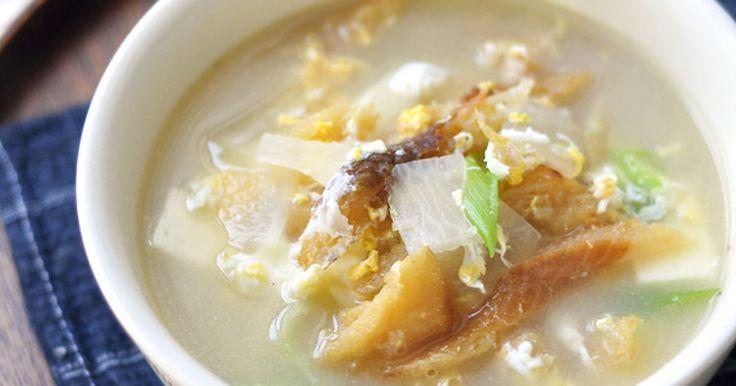 栄養たっぷりの美肌を作ってくれる話題になってた魔法のスープ!!