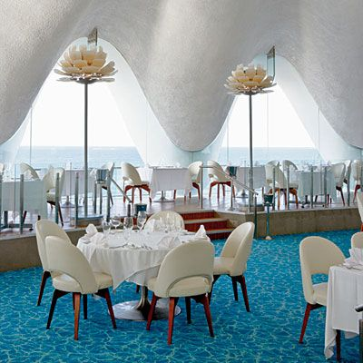 Puerto Rico: What to Do- Dine in Style at Perla. Coastalliving.com