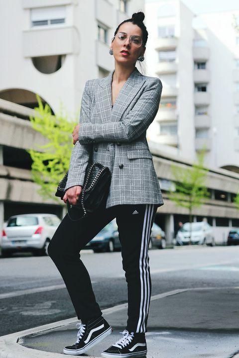 Las Vans Son Las Nuevas Converse Pantalones Chandal Mujer Pantalones De Moda Chandal Adidas