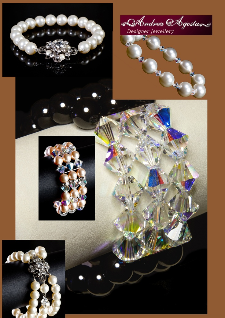 Bracelets for all occasions - made with Swarovski Elements