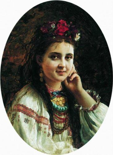 Ukrainian - Konstantin Makovsky