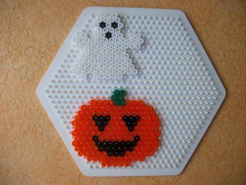 Halloween hama perler by mes-petites-creations-13