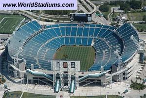 Jacksonville Jaguars - EverBank Field