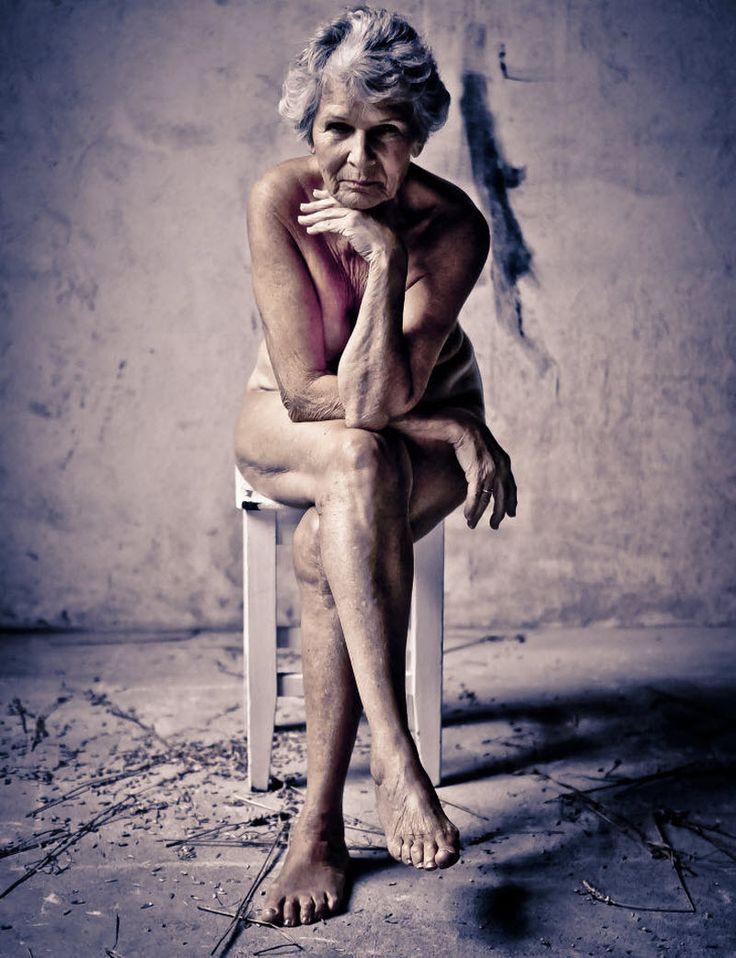80 yr old Ellen Stampe.