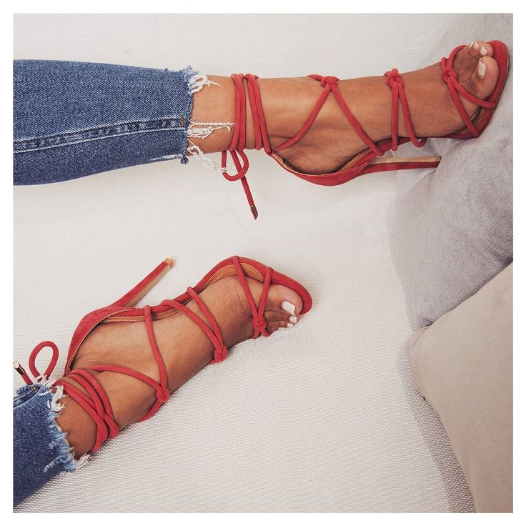 Antonia Knotted Lace Up Heel In Coral Faux Suede. Sign up to newsletter for 15% off discount. #egosquad #egoofficial #shoes #shoesoftheday #fashion #fashiontips #onlineshoes #shoelover #showmyshoes #strapsandals #highheels