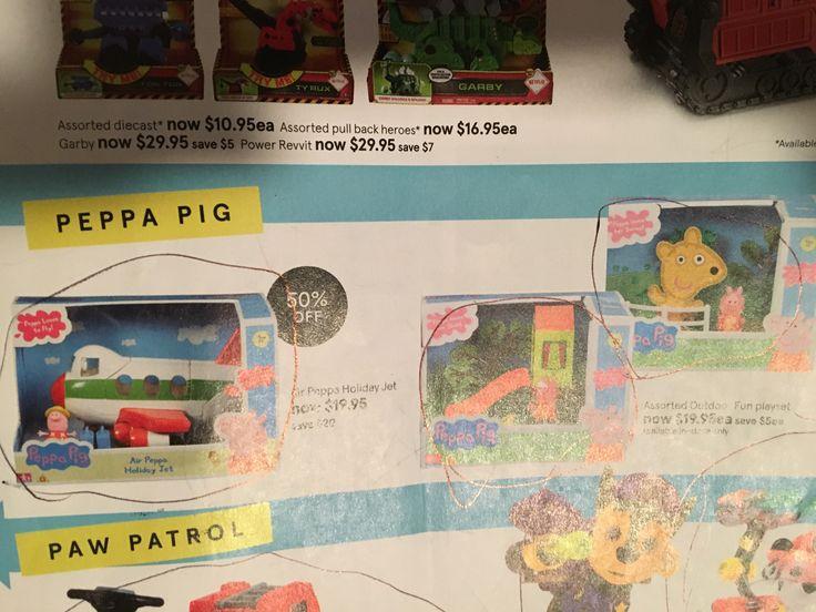 Peppa Pig Stuff