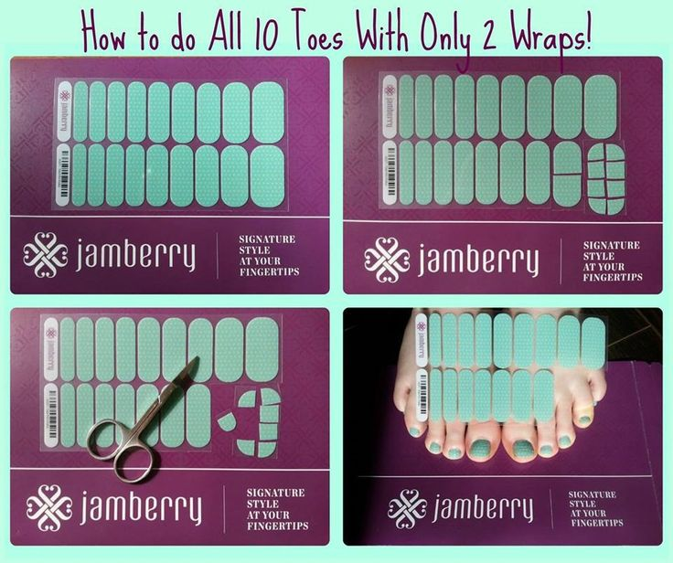 Jamberry Nails - Review and Giveaway! - Today's the Best Day