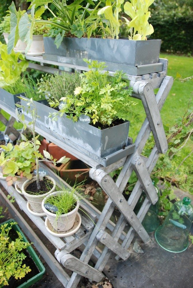 Secrets Du Potager Plantenetagere - Buitengewoon groen shoppen!