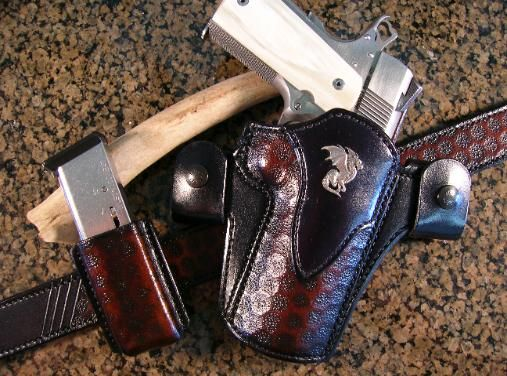 17 best images about Custom Holsters by Jeffrey Custom Leather on ...