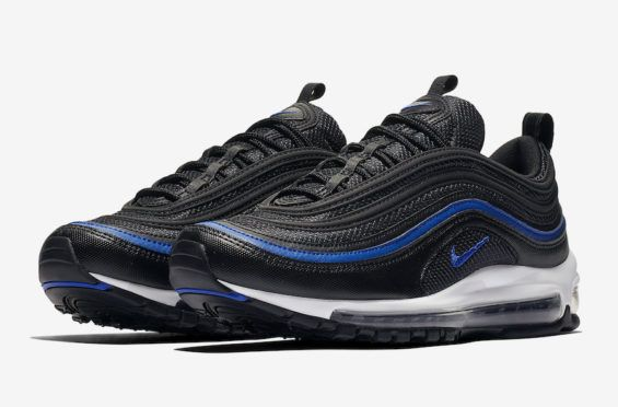 182290be207 Official Images: Nike Air Max 97 Black Royal Blue Next up for the Nike Air