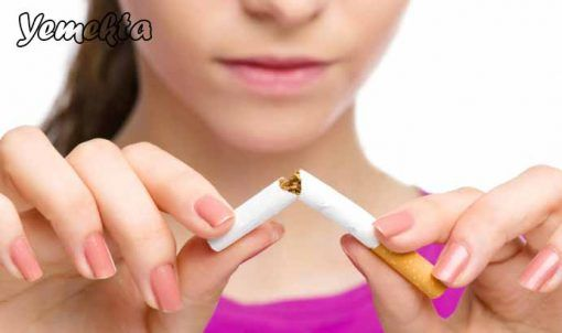 Sigarayı bırak ve akciğer kanseri için şifalı bitkiler kullan.