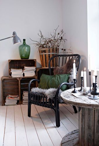 Få den tradisjonelle landlige stilen - IKEA