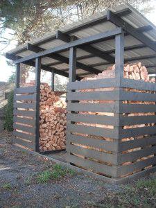 Modern Woodshed
