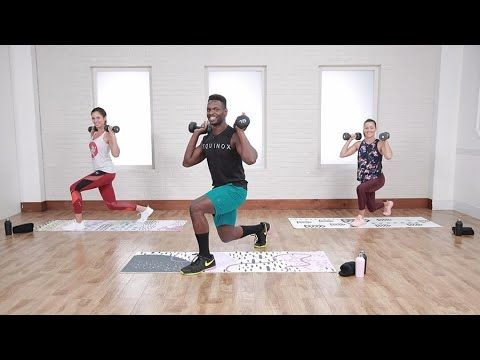 (64) 30-Minute Calorie-Burning, Tabata-Style HIIT Workout - YouTube