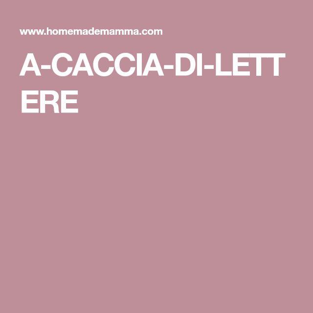 A-CACCIA-DI-LETTERE