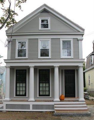 17 Best Images About Exterior House Paint On Pinterest