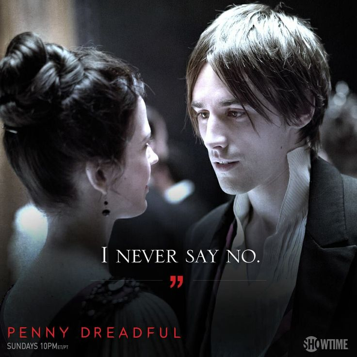 Penny Dreadful Dorian Gray