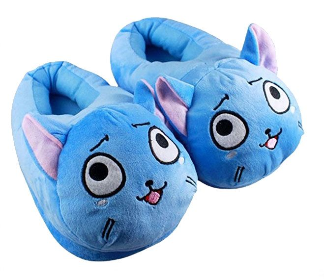 Cheap slippers adult, Buy Quality slippers winter directly from China  slippers indoor Suppliers: Fairy Tail Happy Cat Slippers Adult Children  Cotton Home ...