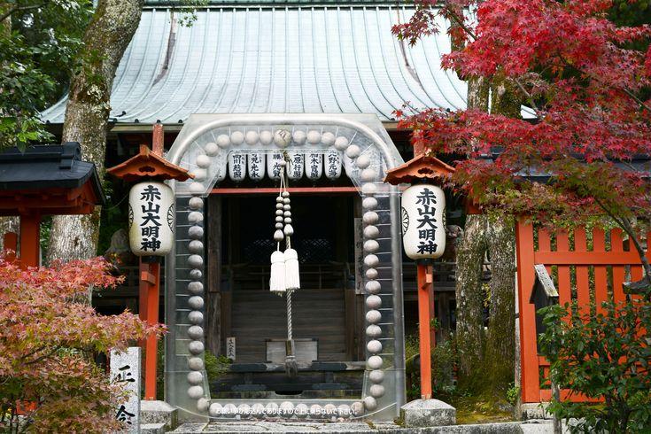 https://flic.kr/p/Ap64Zk | Autumn Approaching at Sekizan Zen-in Temple 赤山禅院のもみじ便り