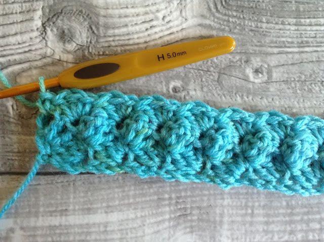 O ponto de cobertor - Crochet Tutorial