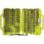 Ryobi Drill and Drive Bit Set (130-Piece)-A981301QP - The Home Depot