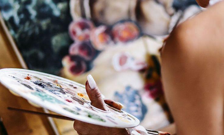 Férias na Italia com Curso de Pintura