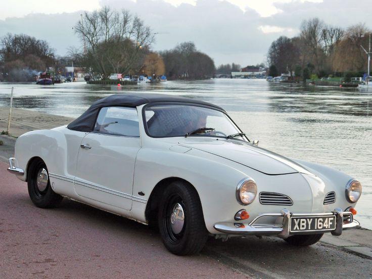 Used 1968 Volkswagen Karmann Ghia Karmann Ghia Cabri. For Sale   Classic U0026 Sports  Car (Ref Kingston Upon Thames)