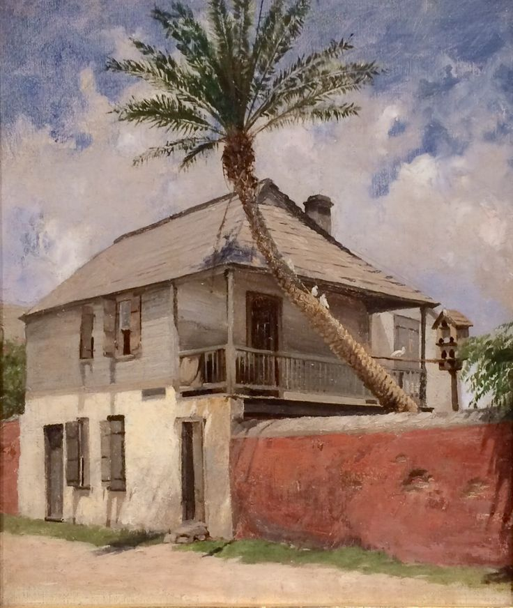 19 Best Images About St Augustine Fl In Paintings On