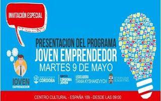 Así Somos: Se presenta en Deán Funes el Programa Apoyo al Jov...
