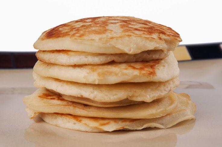 Das Lieblingsfrühstück meines Mannes, und sicherlich auch eines vieler anderer, sind American Pancakes! Da morgens unter der Woche keine Zeit für diese leckeren Teilchen ist, gibt es normalerweise …