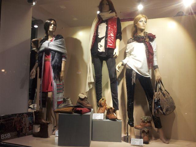 Wool fashion!