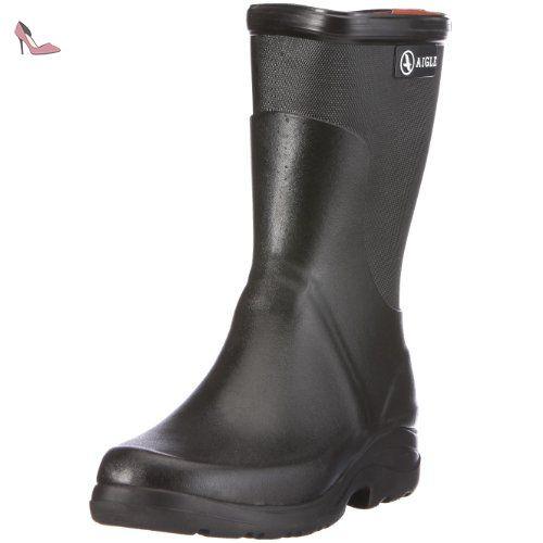 Aigle - Rboot - Chaussure multisport outdoor - Femme, Noir, 43 EU - Chaussures aigle (*Partner-Link)