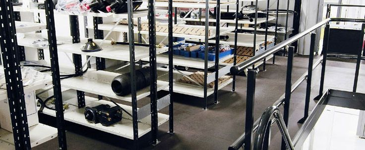 We provide a range of warehouse shelving solutions for commercial or industrial units. Including longspan shelving, mobile, archive and adjustable shelving.